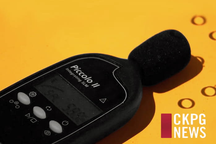Piccolo 2 sound level meter