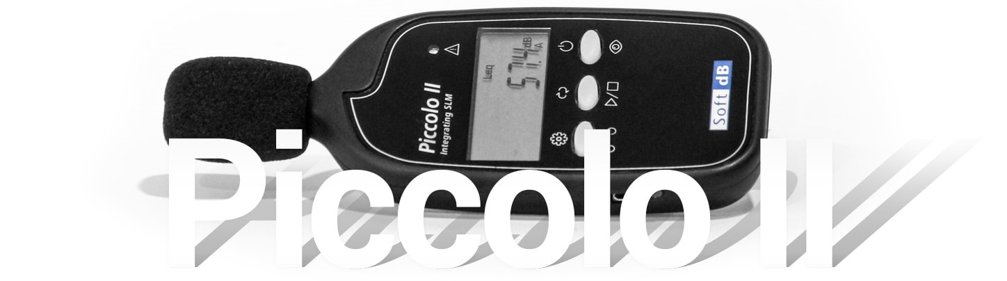 Piccolo 2 sound level meter