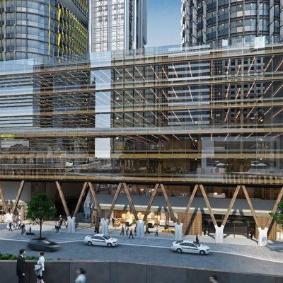 Accenture – Barangaroo International House in Sydney Australia