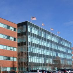 Medtronic offices in Woburn, MA
