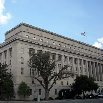 U.S. Department of the Interior in Washington, DC