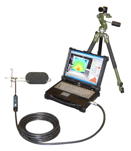 I-Track Noise Mapping System