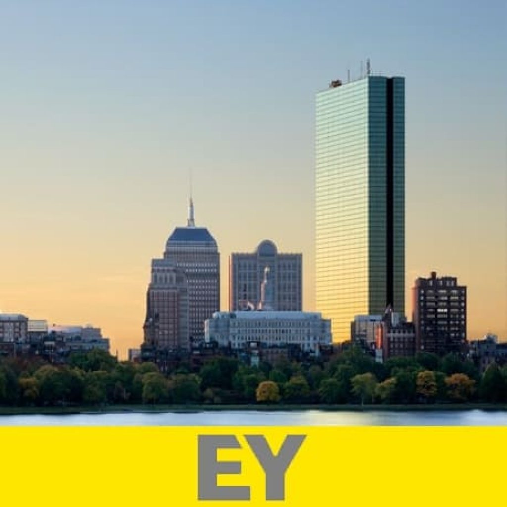 EY trusts Soft dB Sound Masking System