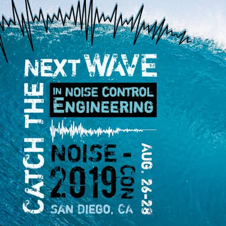 Soft dB Attending NOISE-CON 2019