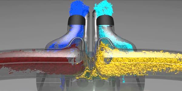 Computational aeroacoustics simulations