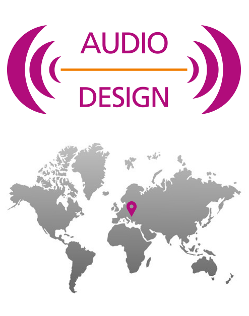 Audio Design Distributes Sound Masking Systems in Bulgaria