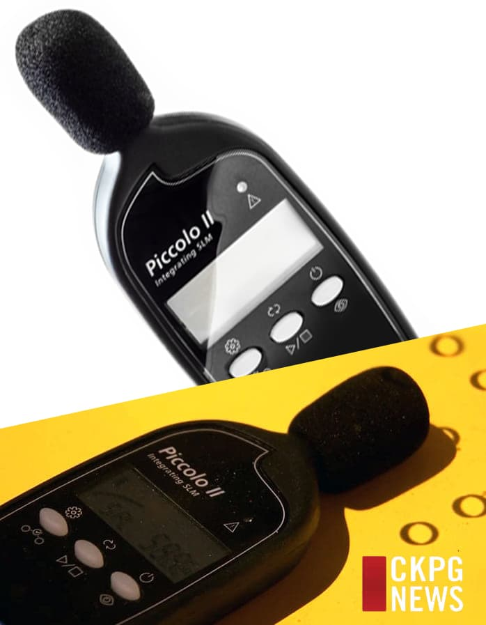 Piccolo 2 Sound Level Meter Featured in BC Local News